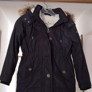 Girls Abercrombie and Fitch Winter Jacket
